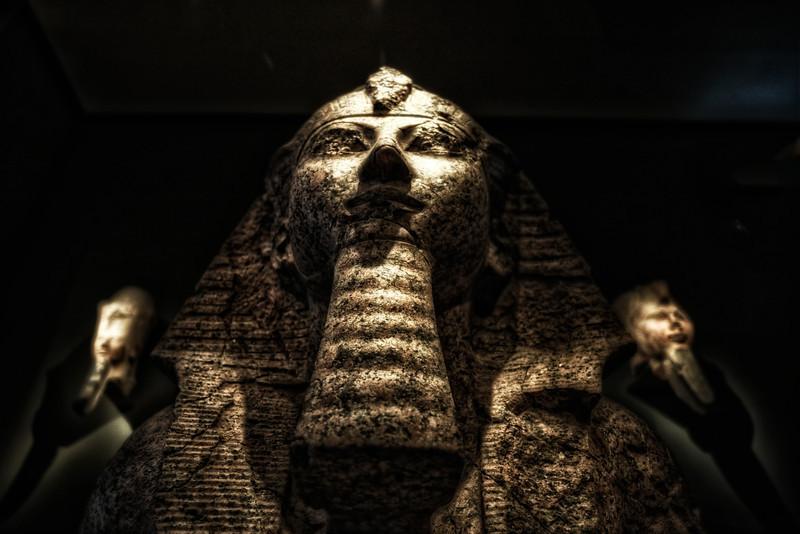 The Female Pharoah Hatshepsut