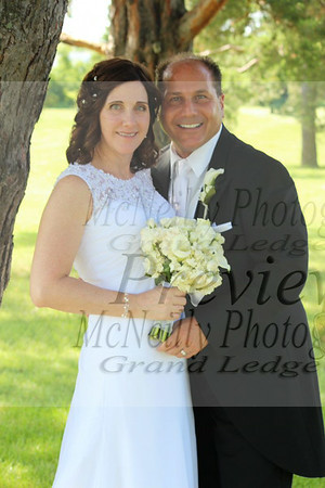 Carol and Dave Wedding 2014