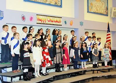 Kindergarten Chanukah Show