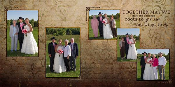 Swick Wedding Album