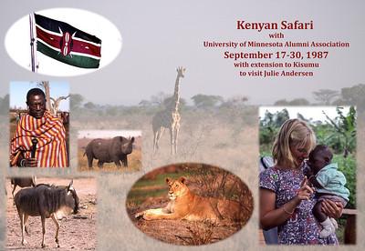 1987 Kenya