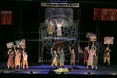 Evita Production & Company Preview 11-6-19