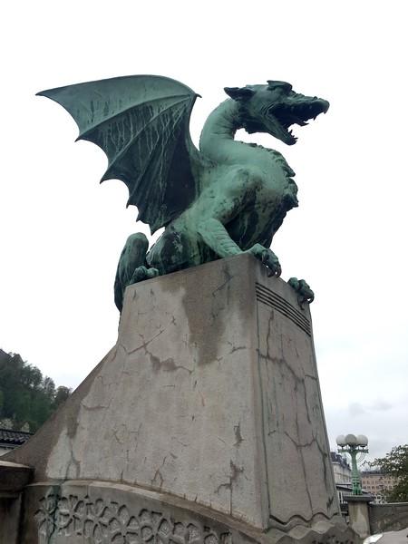 Dragon bridge!
