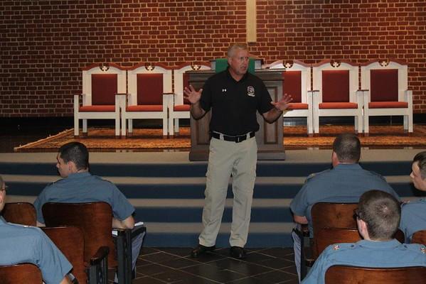 Officer Training & Team Building