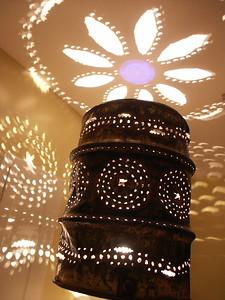 Lamp Holy Bottom