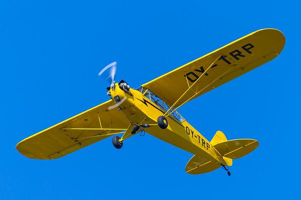 OY-TRP - Piper J3C-65 Cub (L-4H)