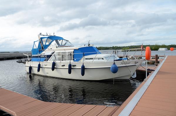 "2011-05-06 A trip on Breakaway for crew of ""Arthur"""