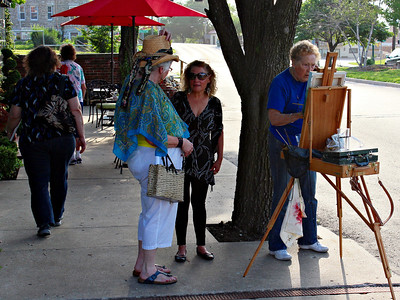 Art Walk 6/21/2013