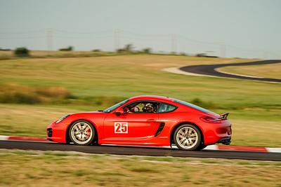 25 Porsche Cayman