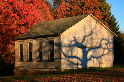 West Virginia Barns