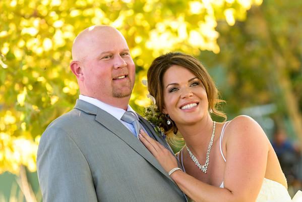Formals: Bride and Groom