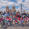 Just Another Festival in Cusco!