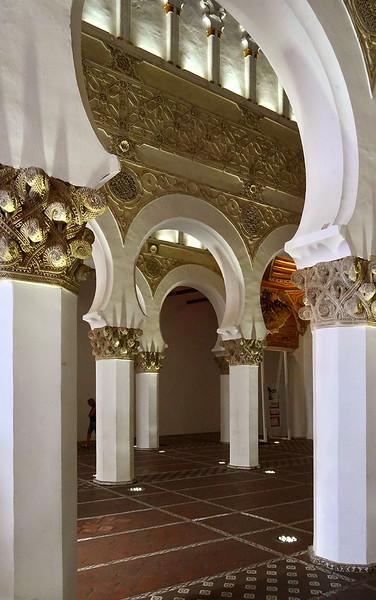 Santa María la Blanca Synagogue, Toledo