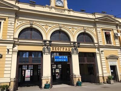 2016 - Serbia - Beograd - Railway Station