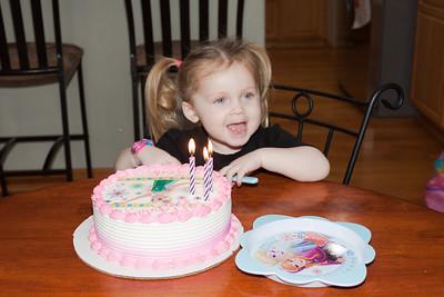 LEAH 3rd Birthday