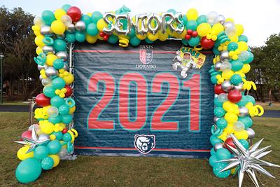 Senior Entrance 2021