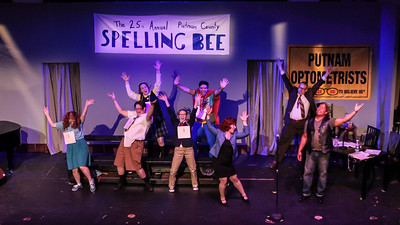 The 25th Annual Putnam County Spelling Bee  6/11/16