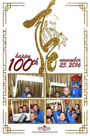 Happy 100th (prints)