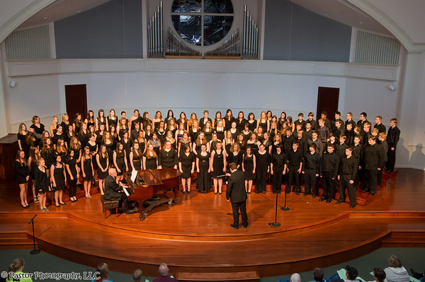 CHS Fall Choral Concert at MUMC