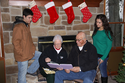2013-12-25 Apache - First Christmas