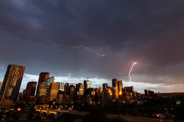 June Thunderstorm