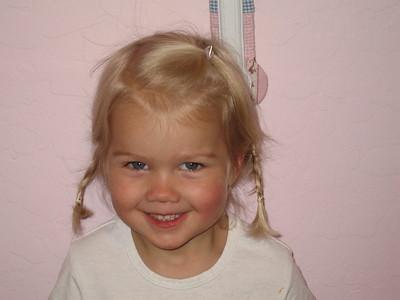 Tori's 1st Day of School