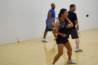 2007-06-09 Thao Le/Stephen Lee vs John Claudias/Rebecca Horvath (Mixed Open/A Doubles)