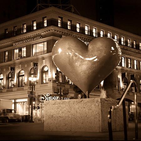 Portfolio: San Francisco Night Photography