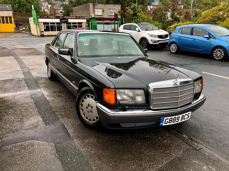 1989 Mercedes-Benz 300 SE