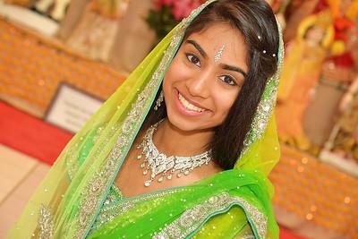 Diaya's Sweet 16 Pooja