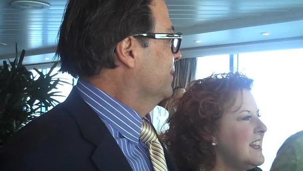 Vinyards & Vistas Cruise - Barcelona to Dover (VIDEOS)