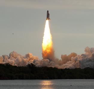 Space Shuttle Endeavour's Last Launch