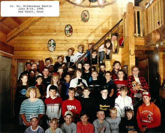 Camp Photos 1990