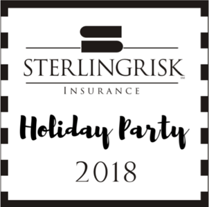 Sterling Risk Corporate Holiday Party January 11, 2018