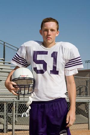 Fremont Junior High School Football 2007 Preseason