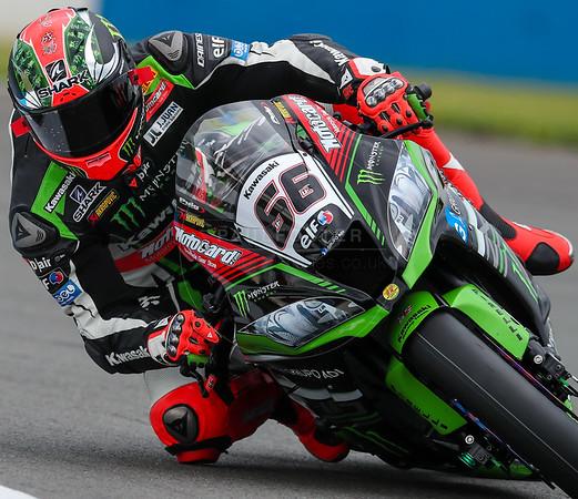 FIM World Superbike Championship - Donington Park