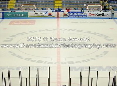 1/23/2010 - U18 vs University of Maine