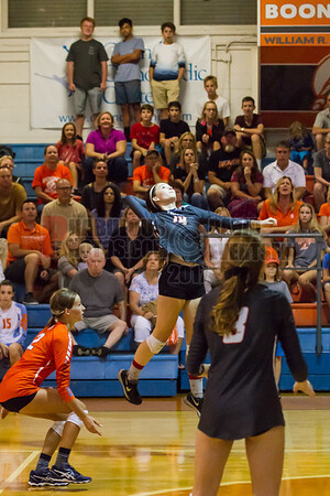 Varsity Volleyball #14 - 2017
