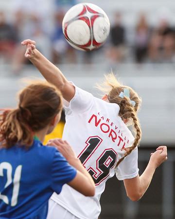 North Girls Soccer 2015