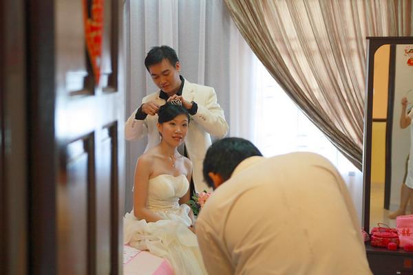 Kai Siong & Yoke Li Wedding (unedited casual shoot)