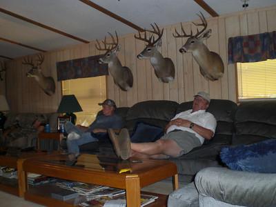 Dove Hunting Trip