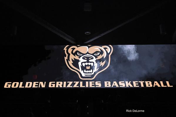 Oakland Men's Basketball vs UIC 02-28-19