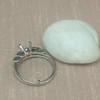 Antique 5-stone Setting, Platinum 14