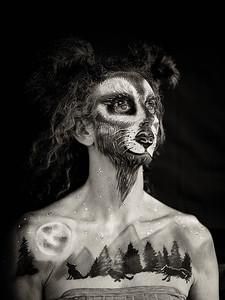 D2 Wolf Man