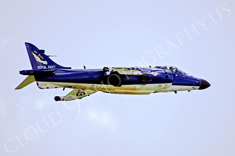 BAE Systems Sea Harrier 00018 BAE Systems Sea Harrier FA2 British RAF ZH809 by Paul Ridgway .JPG