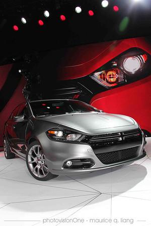 2012 Detroit Autoshow