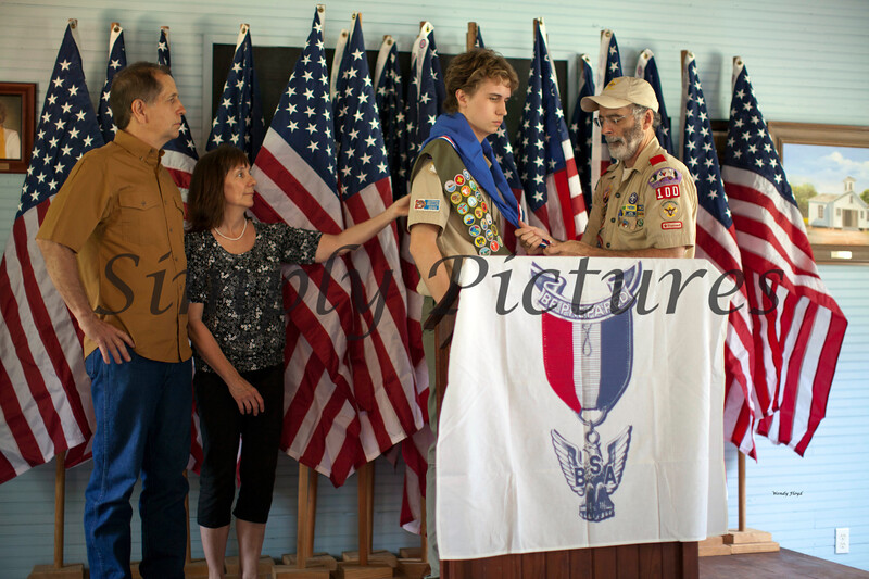 Eagle Scout Ceremony for Weston039
