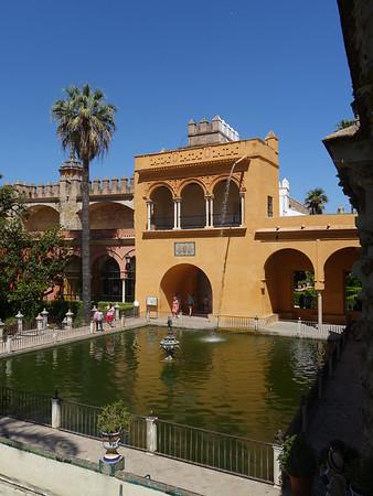 Seville-Cadiz, May 2019