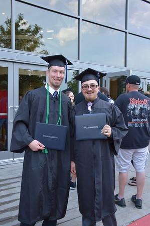 Johny's Graduation