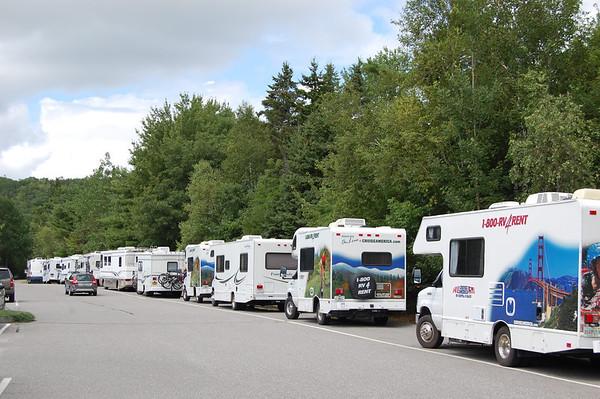 Journal Site 203: Acadia National Park, Maine - Aug 3 - 6, 2011